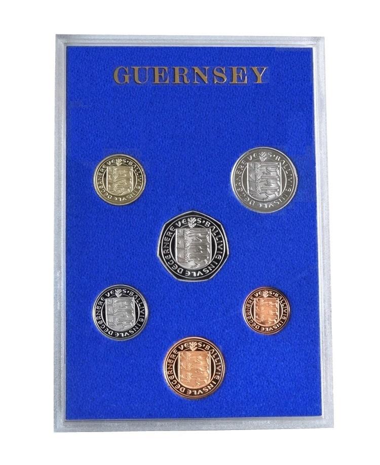 guernsey christmas coins